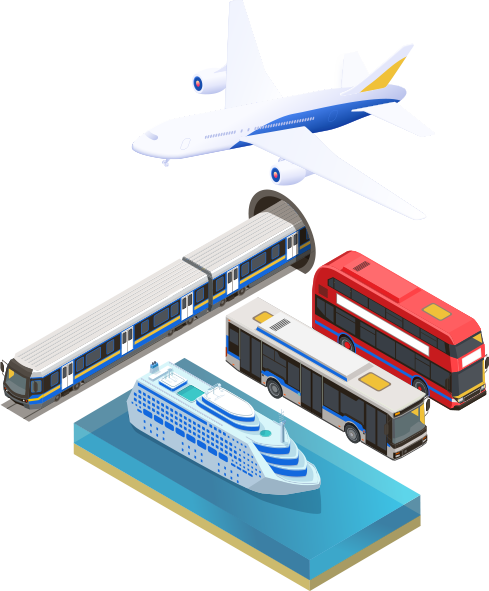 Tento Link - Travel and Transportation solutions