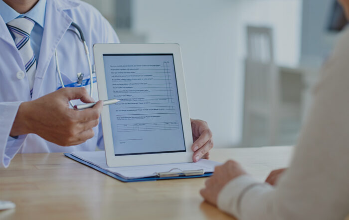 EHRs (Electronic Health Records)